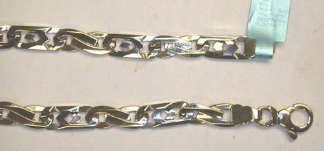 Mariner - Anchor Style  chain