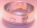 Chinese Character ring  strength