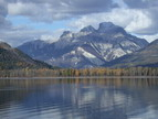mount doman Saw tooth mountains - rockies - north of cranbrook bc