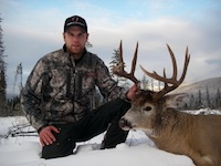 Rocky Mountain Whitetail